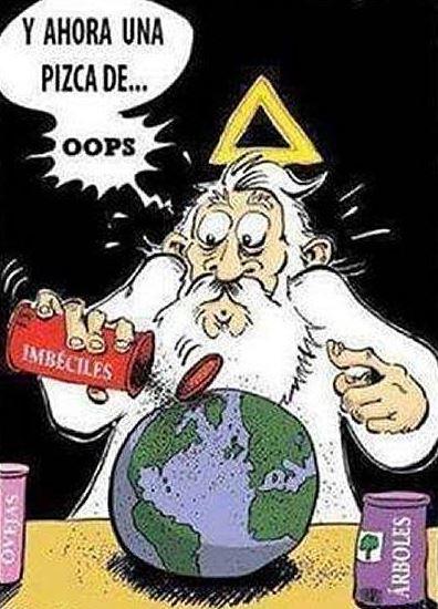 dios se paso echando imbeciles al mundo imágenes graciosas