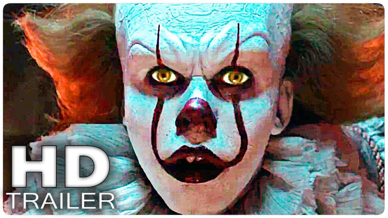 it el payaso 2017 estreno trailer pelicula