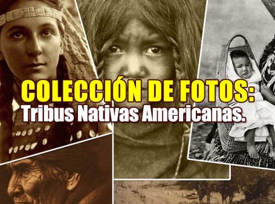 fotos tribus nativas americanas