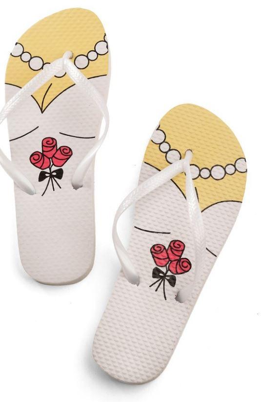 ideas boda zapatillas