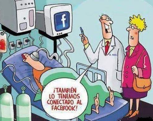 las redes sociales y la vida
