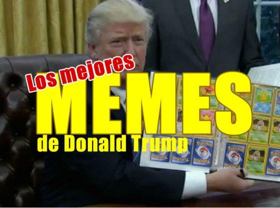 memes de donald trump portada