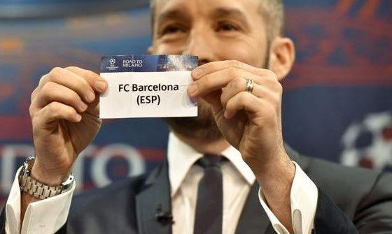 sorteo de los grupos de la champions league 2018