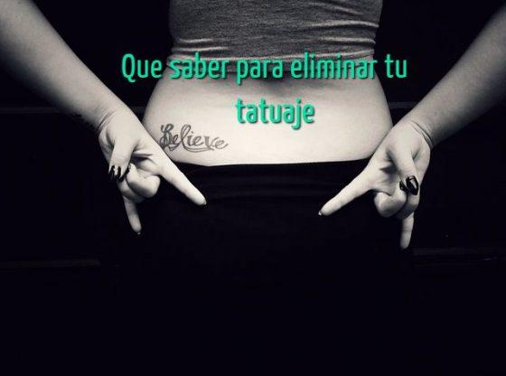 quitar tatuaje