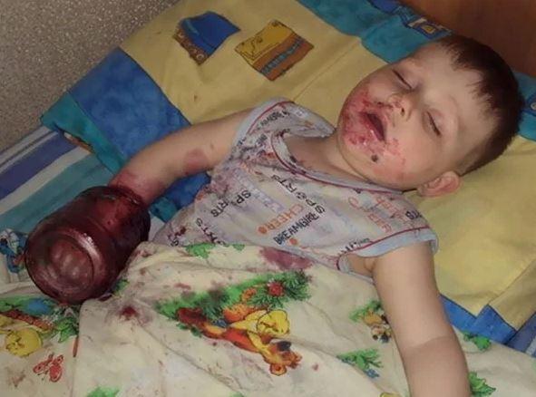 travesuras de niños quien se comio la mermelada
