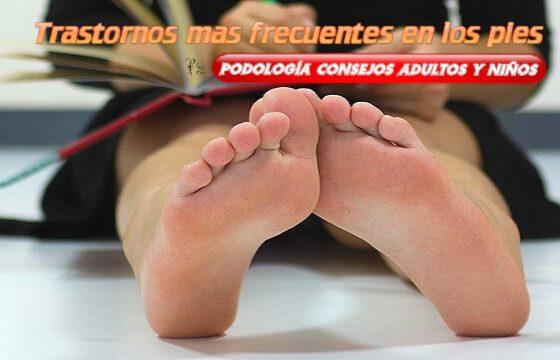 problemas en los pies - trastornos más frecuentes consejos