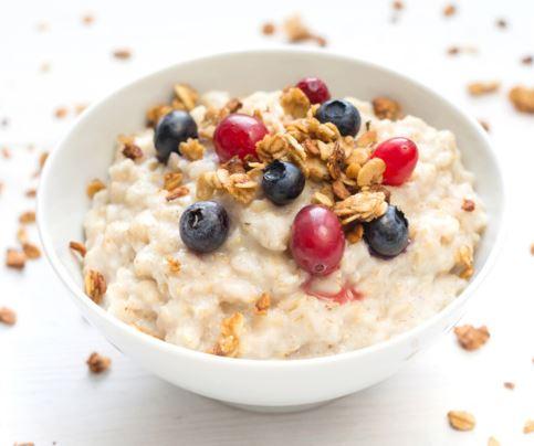 beneficios de la avena para desayunar