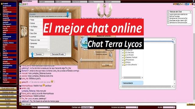 chat de lycos en español