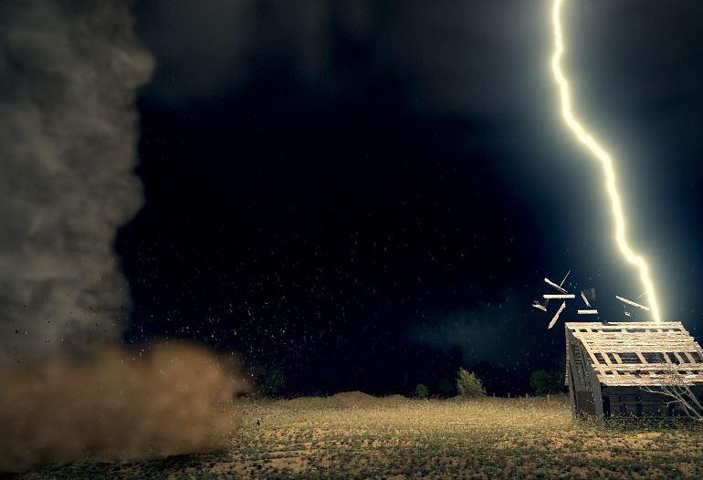 documentales de tornados lluvia de tornados