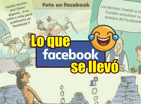 lo que facebook se llevo. imagenes graciosas