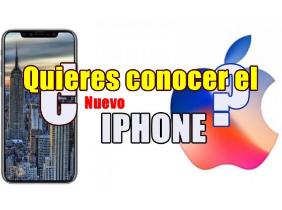 nuevo iphone presentacion