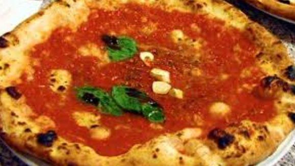 pizza de cancha