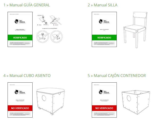 planos de muebles de madera 2