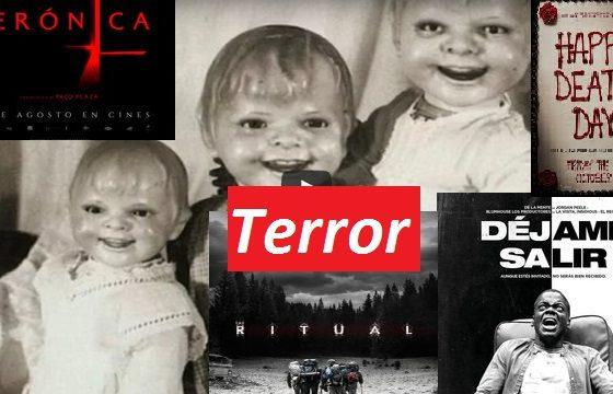 terror videos peliculas