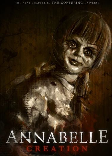 videos de terror Annabelle Creation.