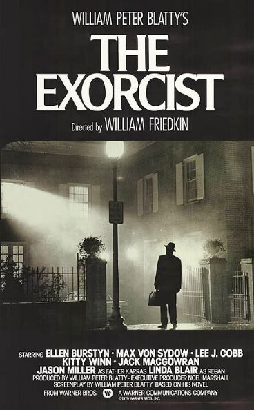 videos de terror El exorcista