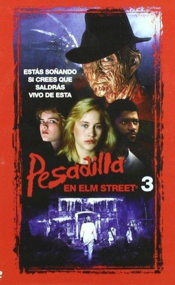 videos de terror Pesadilla en Elm Street III