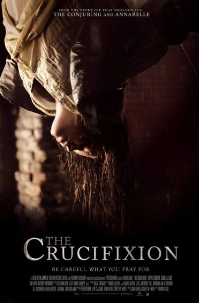 videos de terror The Crucifixion
