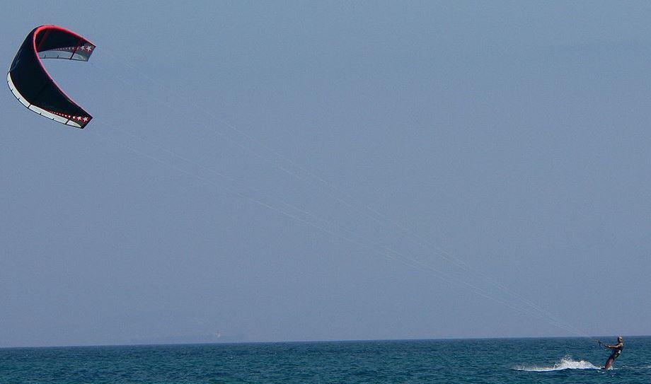 Deportes acuáticos Kite Surf