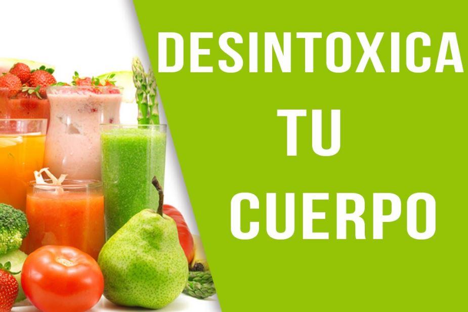 Dieta para purificar el cuerpo