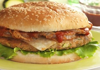 hamburguesa vegetariana portada