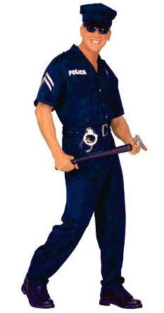 juguetito en público Policia
