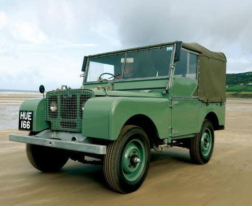 land rover 1948 serie 1