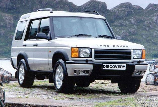 land rover Discovery Serie 1 1989