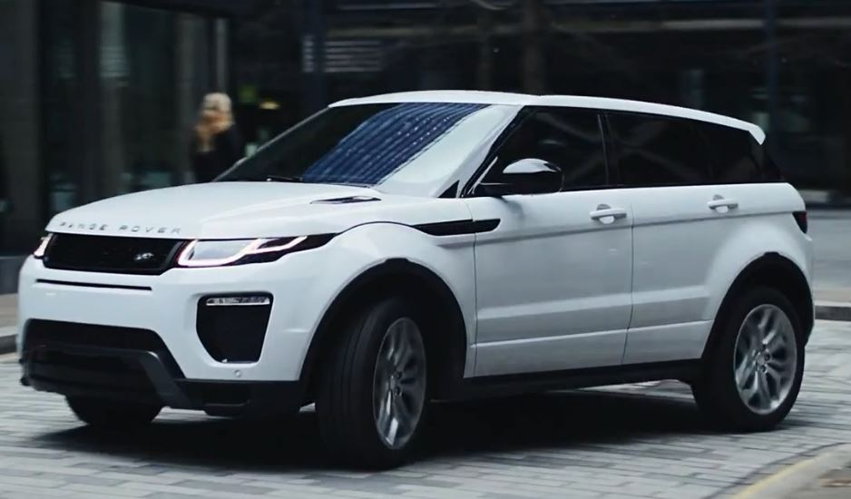 land rover Evoque 2017
