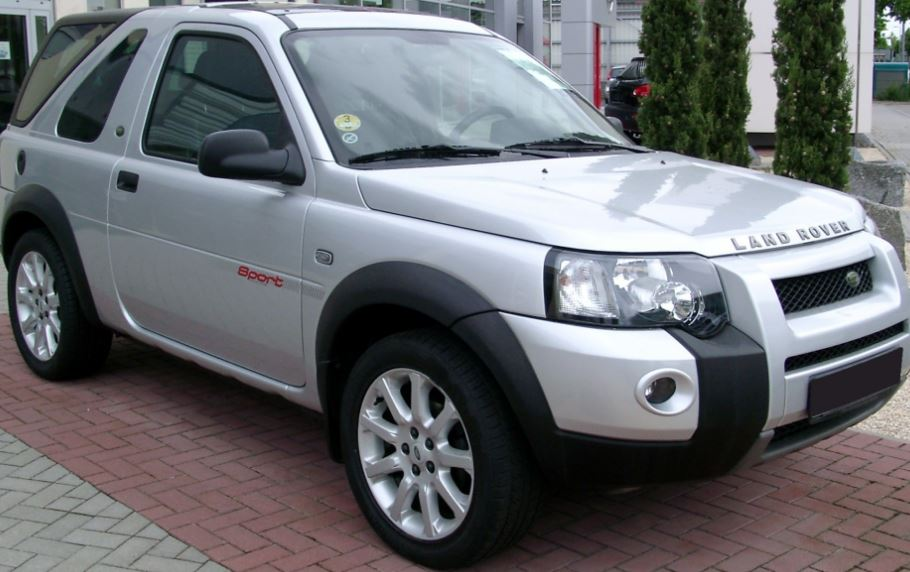 land rover Freelancer 2006