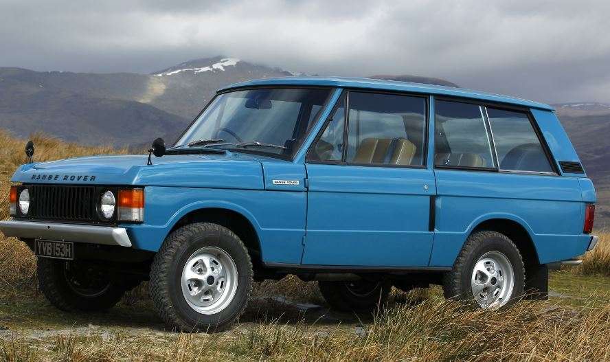 land rover Range Rover Classic 1970