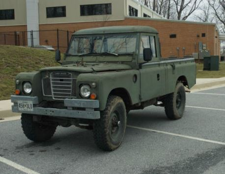 land rover Serie 3 Pick-Up