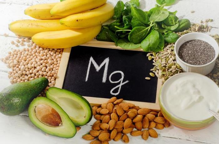 magnesio alimentos ricos