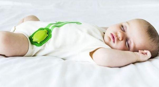Inventos para bebés. La Ropa-Doctor.