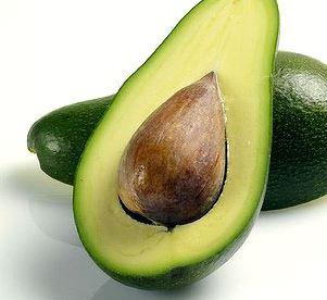 alimentos más alcalinos aguacate