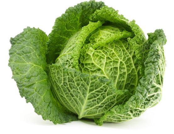 alimentos más alcalinos col rizada