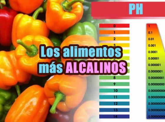 alimentos más alcalinos portada