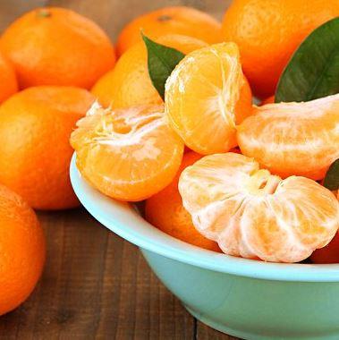 flan light de mandarinas 1