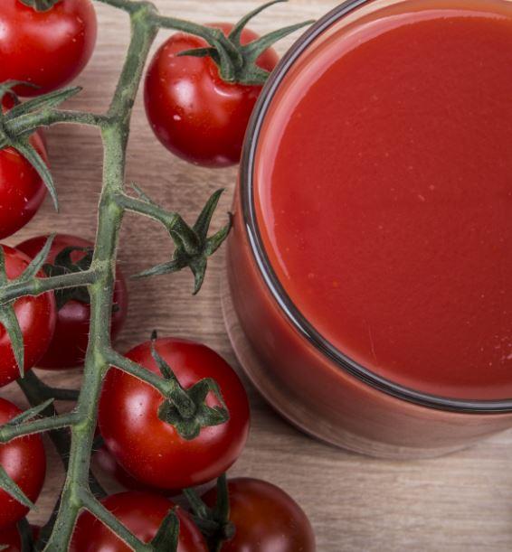 Beneficios para la Salud del Jugo de Tomate.