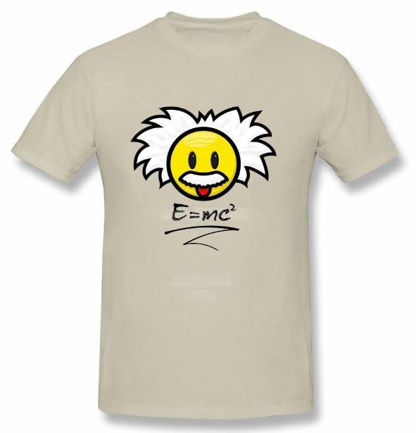 camiseta emc albert einstein