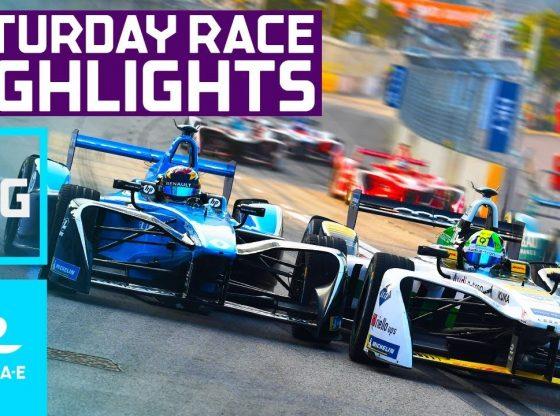 Momentos de la primera carrera Formula E - Hong Kong