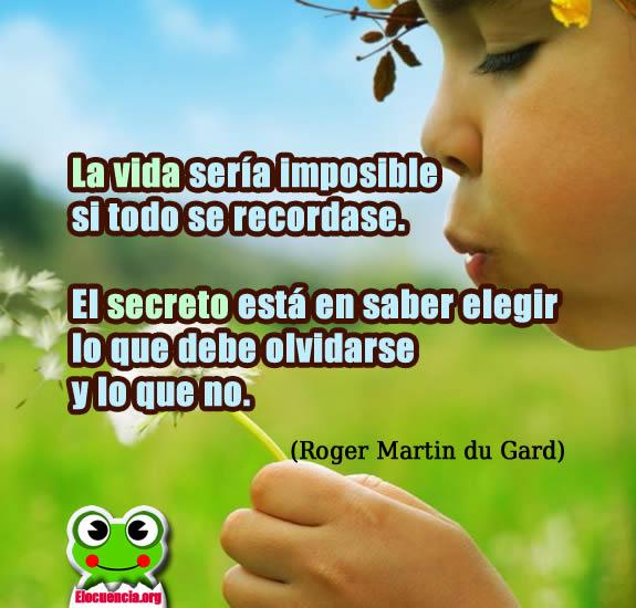la vida seria imposible - Roger Martin du Gard