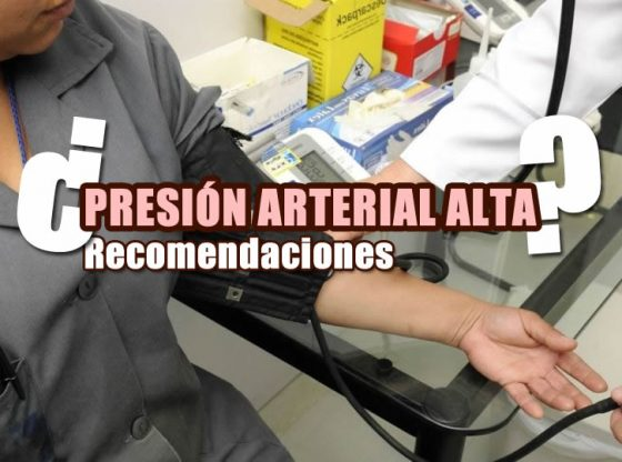 regular la tensión arterial portada