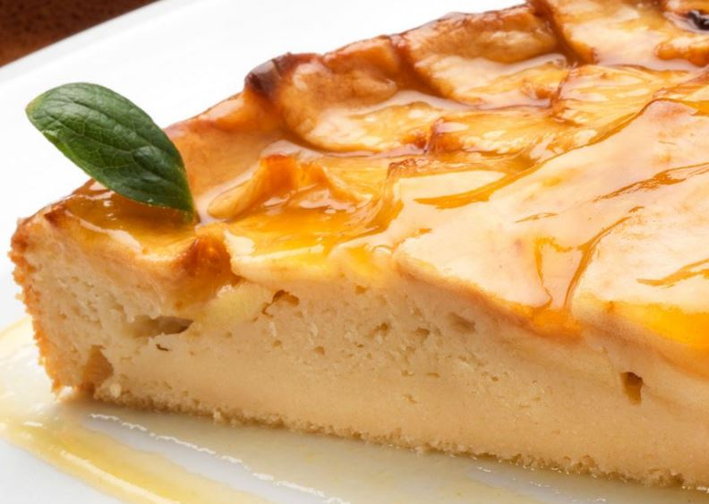 tarta de manzana casera portada