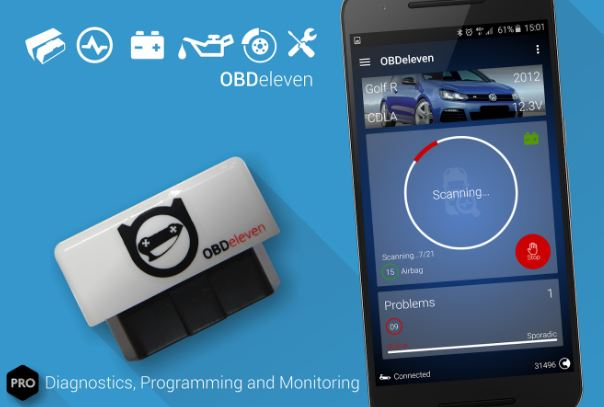 Car Diagnostics Pro VAG OBD2