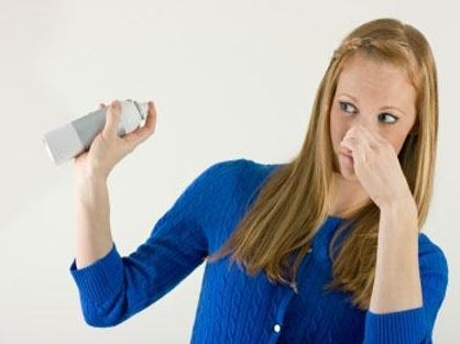 Consejos para limpiar los pulmones. Precaución con los productos químicos domésticos