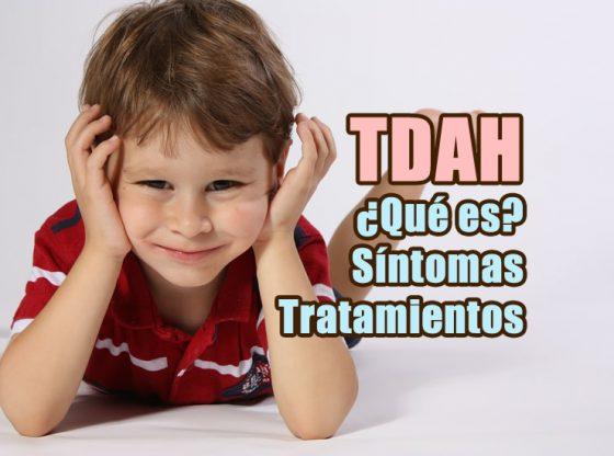 imagen del artículo sobre el TDAH en la que aparece un niño tumbado sobre el suelo