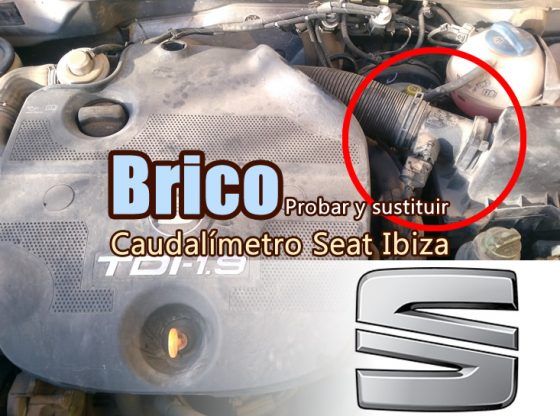 caudalimetro del seat ibiza portada