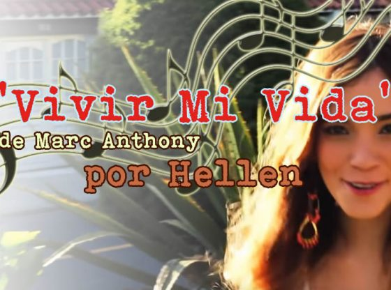 cover marc anthony vivir mi vida por hellen