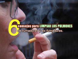 limpiar los pulmones portada